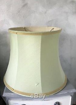 ANTIQUE c1890 HINKS SILVER PLATED CORINTHIAN COLUMN OIL LAMP BURNER all original