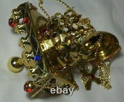 Antiques Shape Censer Lampatka Icon Lamp Russia Orthodox Church Brass
