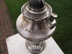 Sherwoods The Kranzow Lamp Clockwork Chimney Less Oil Lamp