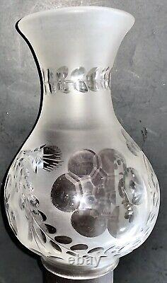 Unusual Flowers In Flowers Etc ASTRAL SINUMBRA SOLAR Lamp Shade 2-5/8Fitter