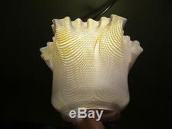 Victorian nilesea oil lamp shade