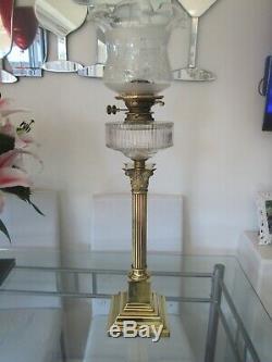 Williams & Bach Victorian Oil Lamp